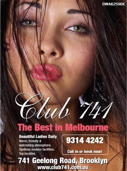 CLUB 741 in Melbourne